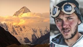Andrzej Bargiel rozpoczyna atak szczytowy na K2