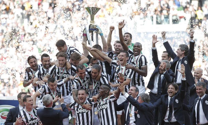 Juventus Turyn, mistrzostwo,