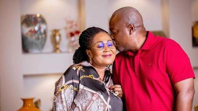 John and Lordina Mahama celebrate 29 years of marriage