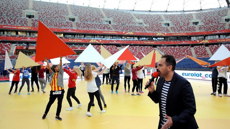 Stadion Narodowy gotowy. Egurrola odpowiada za ceremonię otwarcia