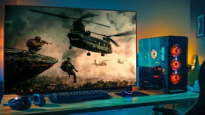 Jaki telewizor do gier? Najlepsze wyświetlacze do konsol i pecetów