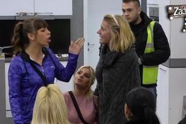 DRAMA U RIJALITIJU Miljana Kulić i Jelena Golubović NAPALE jedna drugu, pa uletelo obezbeđenje koje nije moglo da ih obuzda
