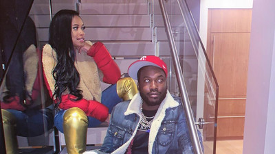 Rapper Meek Mill splits with girlfriend 2 months after welcoming baby