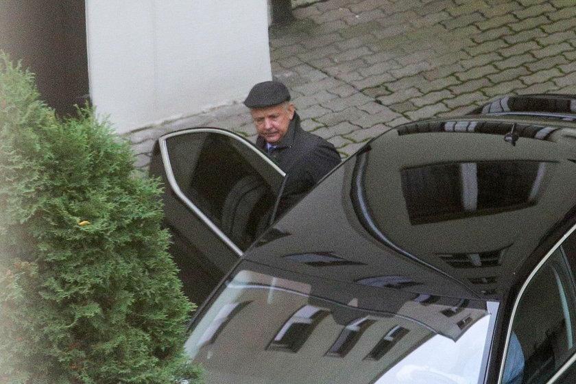 Prezes NIK Marian Banaś odniesie do zarzutów CBA z kontroli oświadczeń majątkowych