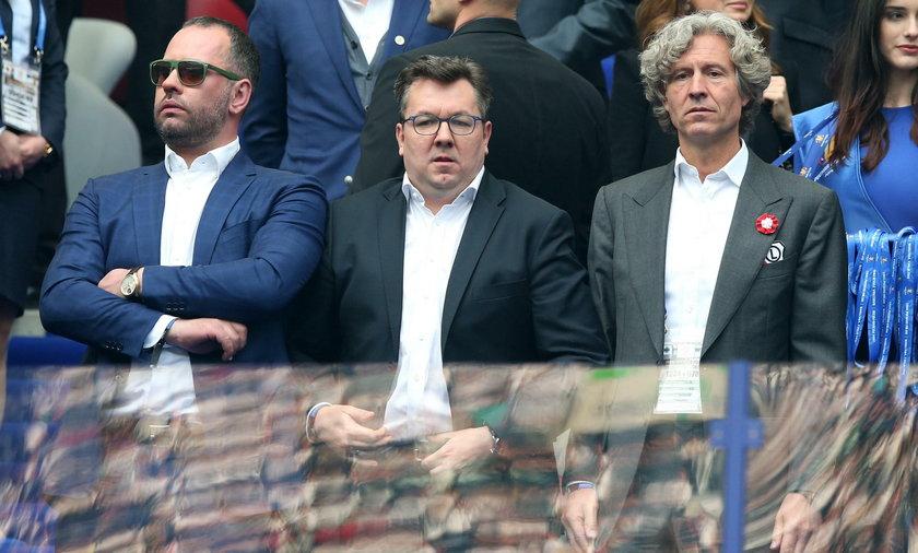 Właściciele Legii Warszawa rozwiązują problemy