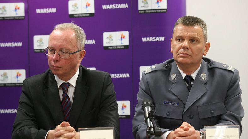 Mirosław Schlosser skarży się na agenta Tomka