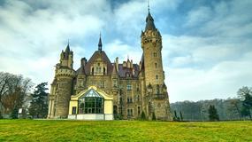 Zamek w Mosznej (360°)