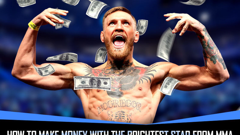 How to Earn with Conor McGregor