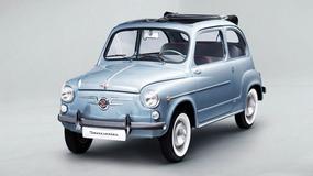 SEAT 600 Cabrio po renowacji, lepszy od wersji fabrycznej