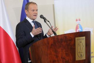 Tusk: Wydaje się, że prezydent nie ma tyle odwagi, by zawetować rekompensaty dla TVP i PR