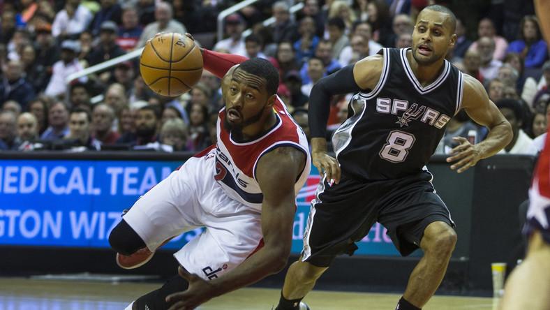 Washingon Wizards kontra San Antonio Spurs