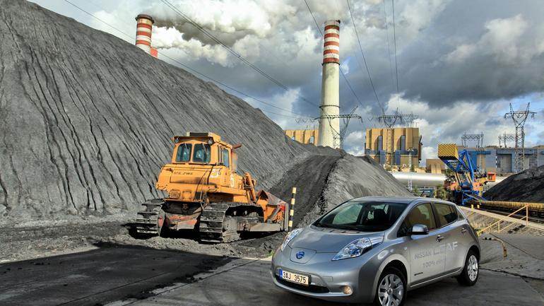 auta elektryczne a ekologia