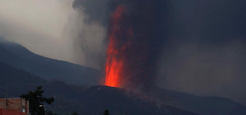 Twierdzą, że wybuch wulkanu na Wyspach Kanaryjskich został sztucznie wywołany! Szokująca teoria