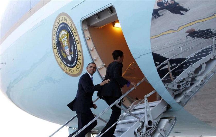 Obama nie przyleci