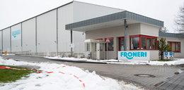Koronawirus w fabryce lodów. Produkcję wstrzymano