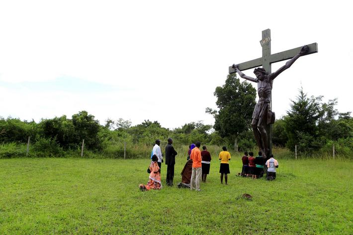 The Wider Image: Catholicism in Africa