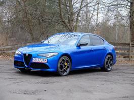 Alfa Romeo Giulia - niewinna ofiara uprzedzeń i germanofilii