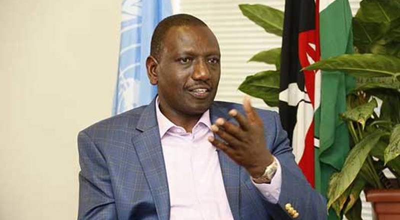 Give us a break and leave Jubilee Party alone - DP Ruto on claims of being kicked out of Jubilee