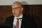 Vladan Vukosavljević govori na prvoj javnoj raspravi o Predlogu strategije razvoja kulture u Novom Sadu