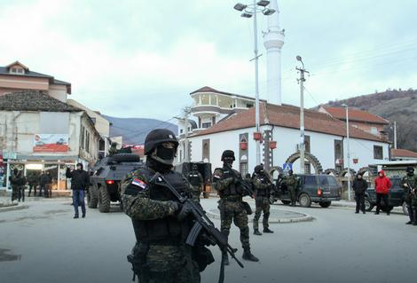 Pripadnici VBA zaplenili su nekoliko hiljada delova pušaka, mitraljeza, minobacača i ručnih bombi