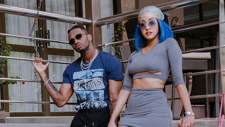 Image result for tanasha donna and diamond platnumz