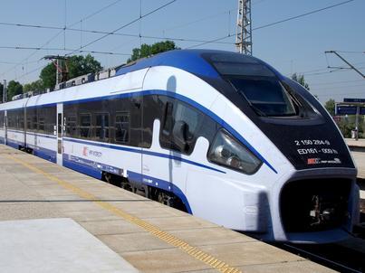 Pociągi Dart od Pesy jeżdzą w barwach PKP Intercity