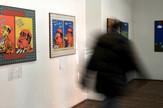 Izložba Sloboda Saše Stojanovića u Užicu