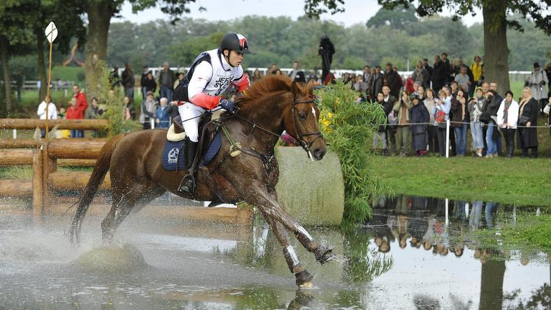 EQUESTRIAN - WORLD CHAMPIONSHIP CROSS COUNTRY - MONDIAL DU LION