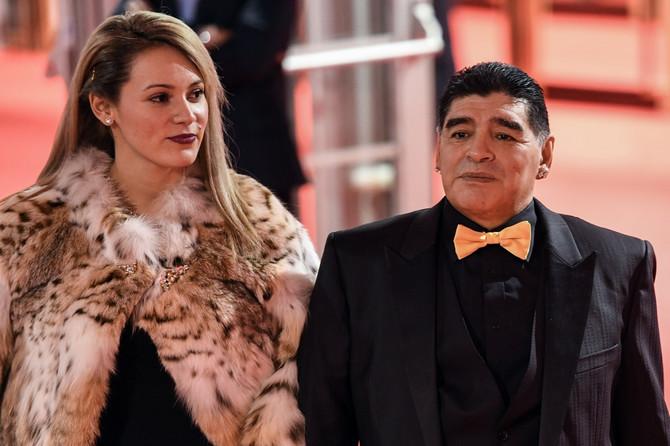Maradona sa verenicom