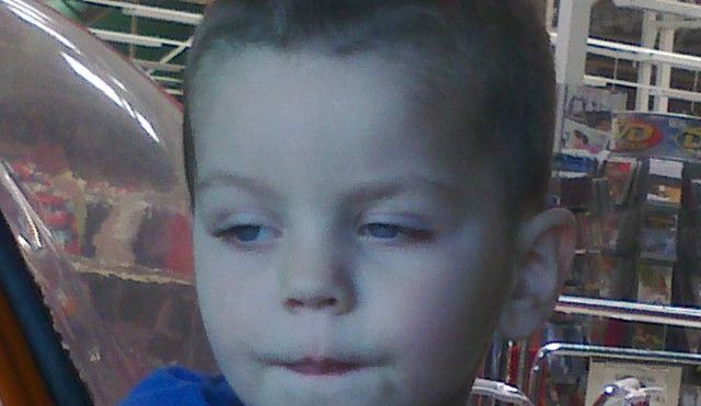 Ubijeni dečak Smajo Ćesir