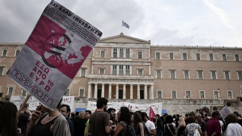 GREECE-POLITICS-ECONOMY-PROTEST