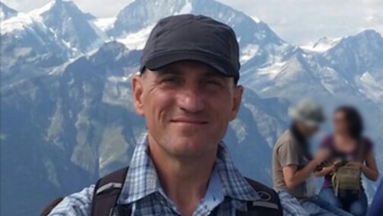 Ksiądz Krzysztof Grzywocz