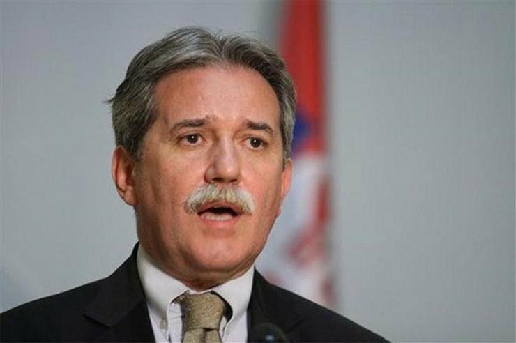 Predsednik Državotvornog pokreta Slobodan Samardžić