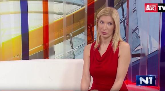 Izraz na licu Minje Miletić kad ju je Vacić optužio za totalitarizam