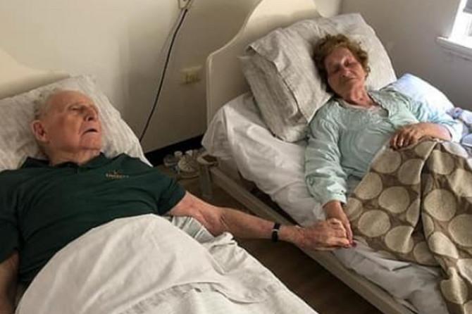 O neverovatnoj ljubavi bake i deke priča se na društvenim mrežama