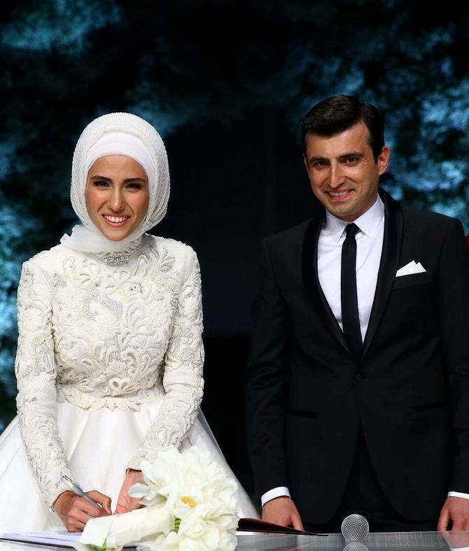 Ćerke Emine i Redžepa Tahija Erdogana smatraju se ženama istaknute lepote