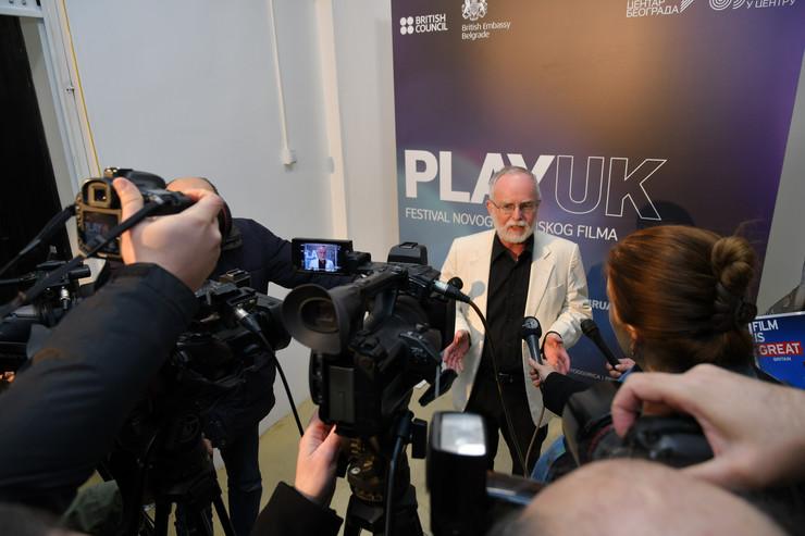 Britanski ambasador Denis Kif