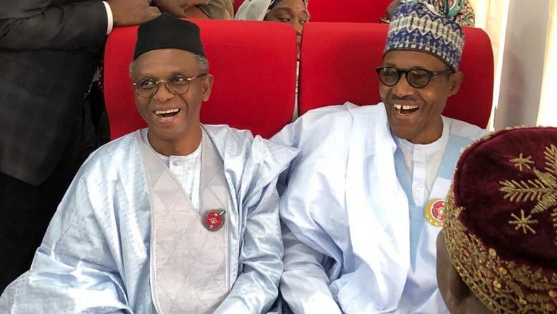 El-Rufai promises 90% votes for Buhari