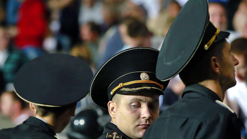 Mołdawska policja