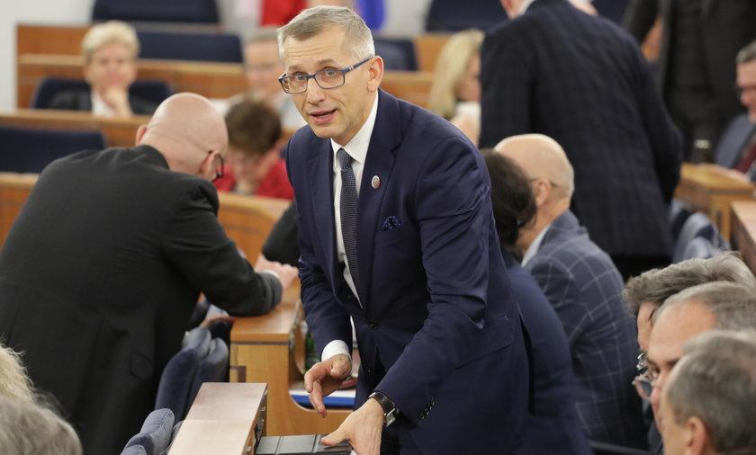Senat wybrał swoich przedstawicieli do KRS