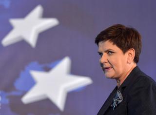 Szydło: Polsce należą się reparacje. Jesteśmy gotowi się o nie upominać
