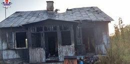 Podpalił dom i uciekł. Zginęły dwie osoby. Horror na Lubelszczyźnie