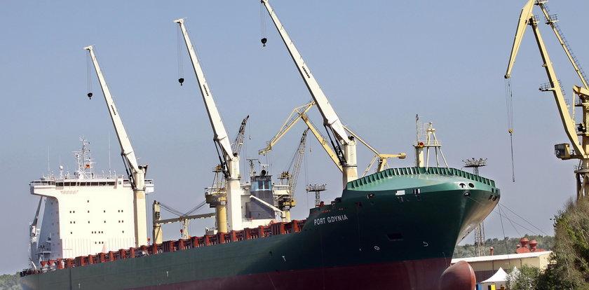 Piraci napadli na statek z polskimi marynarzami. Ostrzelali mostek