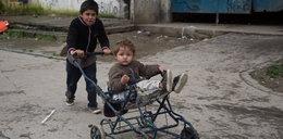 Osiedle Romów w Unii. 100 proc. bezrobotnych