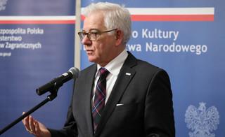 Polska dyplomacja oderwana od rzeczywistości, czyli jak Czaputowicz buduje relacje z Francją