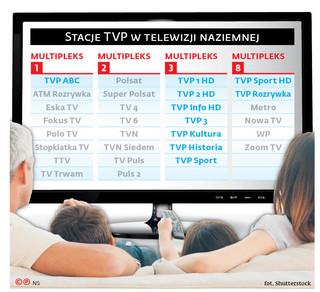 TVP wzmacnia dystrybucję i zmienia strukturę