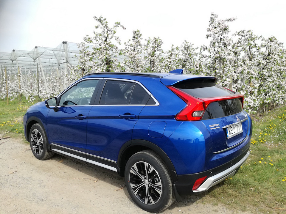 Mitsubishi Eclipse Cross. Test