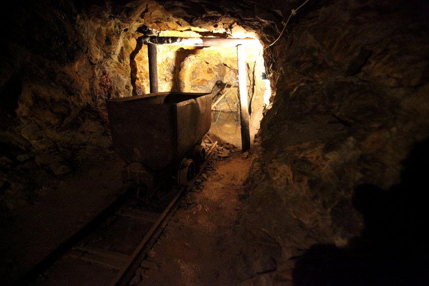 Złoty pociąg pod Wałbrzychem
