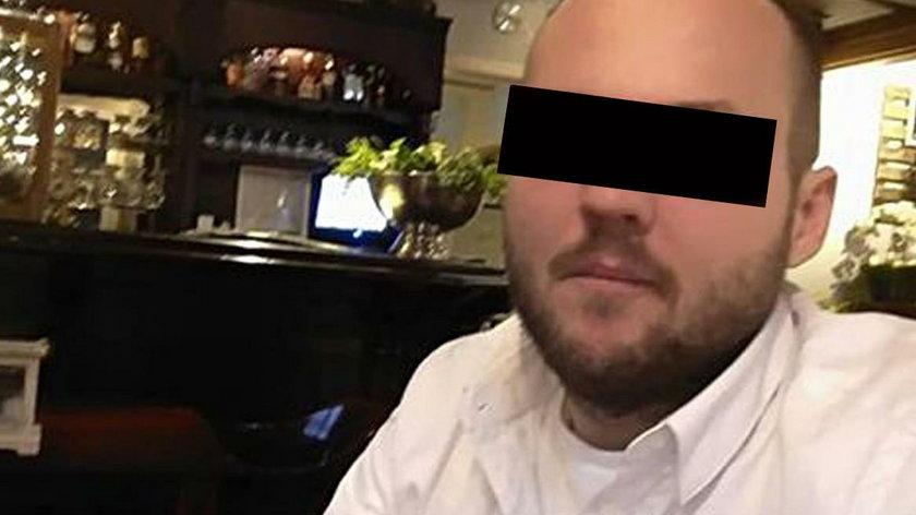 31-letni Łukasz S. oskarżony o zabójstwo pracownicy banku w Holandii