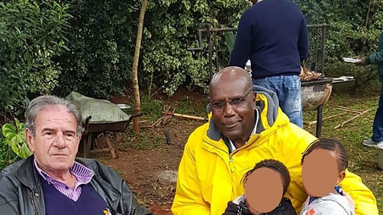 Body of Dutch billionaire Tob Cohen found in a manhole in Lower Kabete